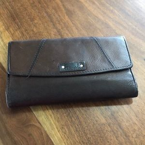 SALE EUC Fossil Wallet